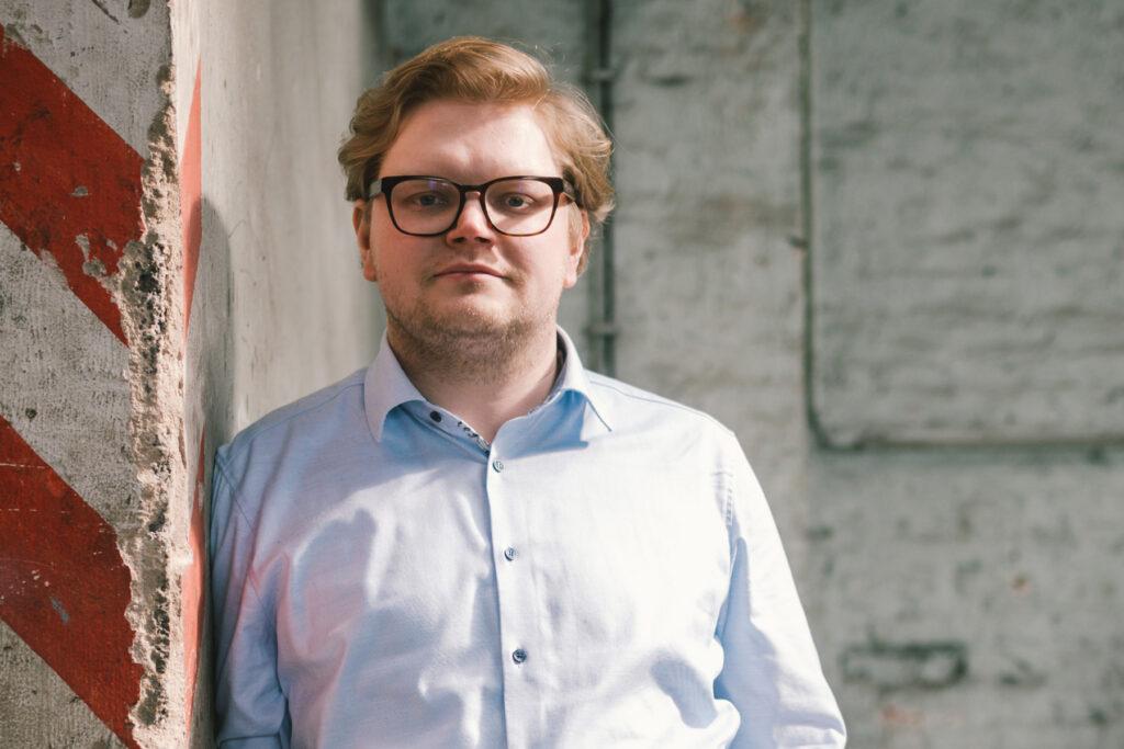 Portrait Oliver Gibtner-Weidlich