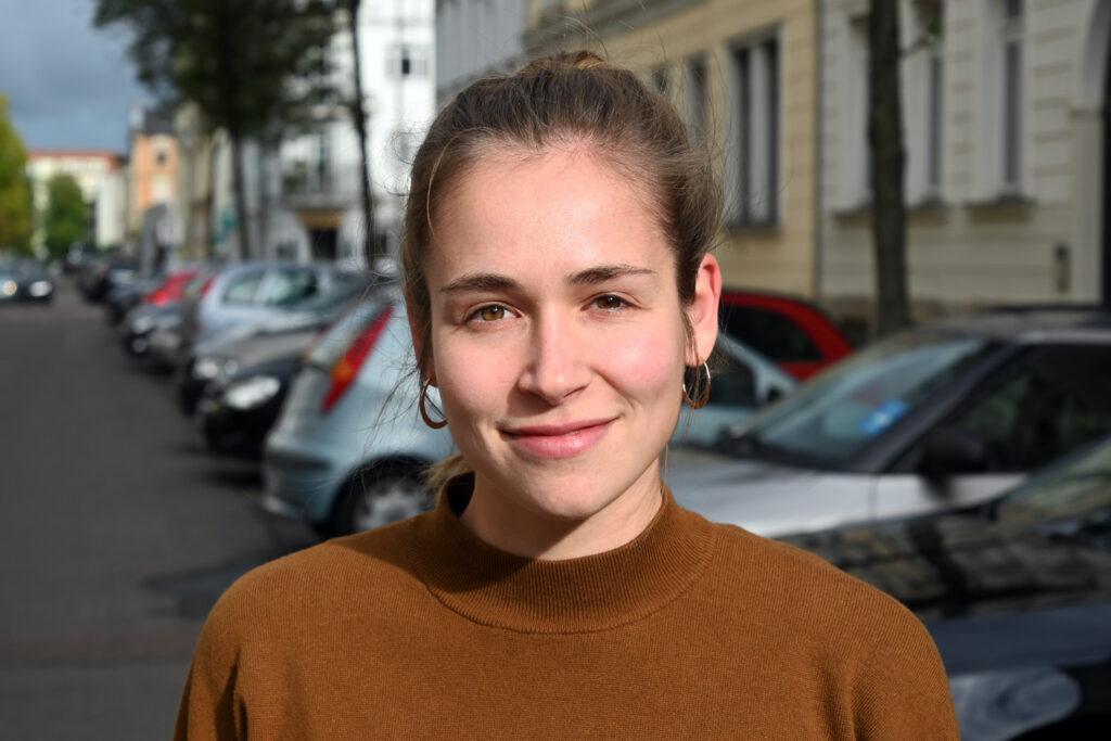 Portrait Hanna Marschner