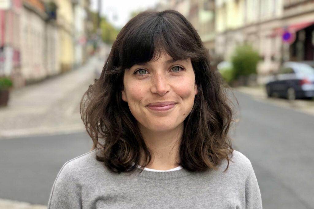 Portrait Pauline Morvan